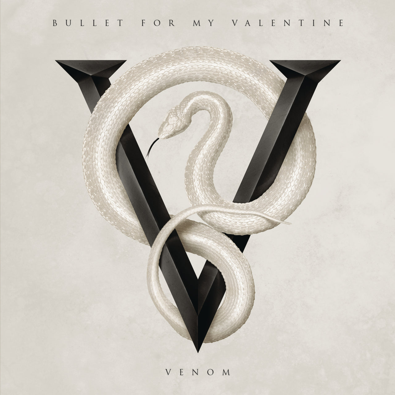 Bullet For My Valentine : Venom  CD