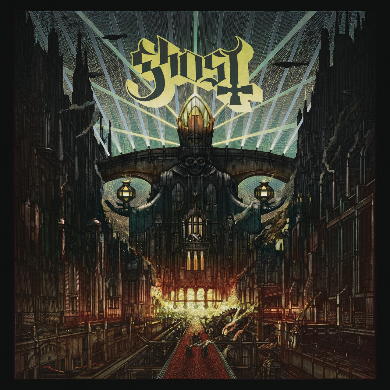 Ghost B.C. : Meliora  CD