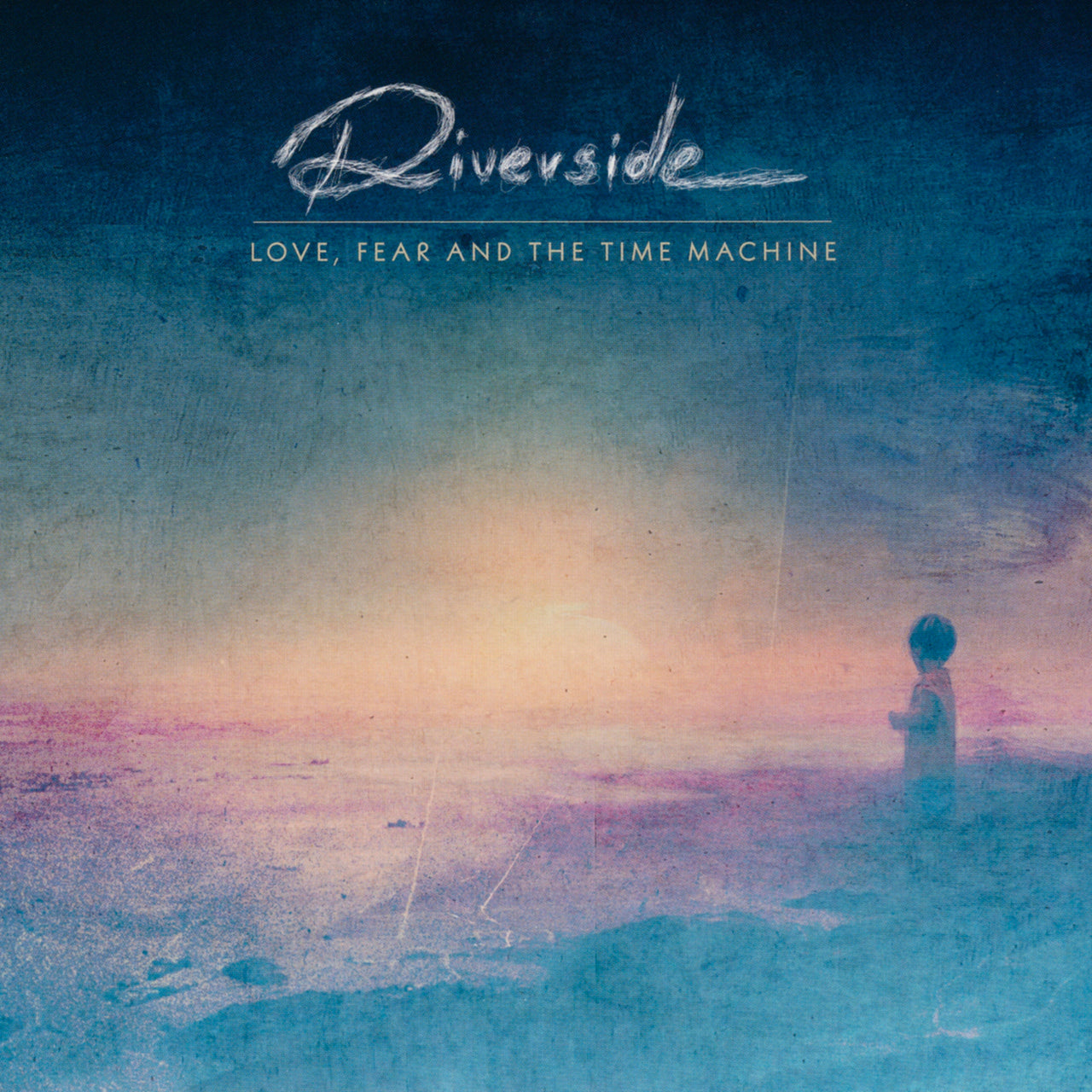 Riverside : Love, Fear And The Time Machine  CD