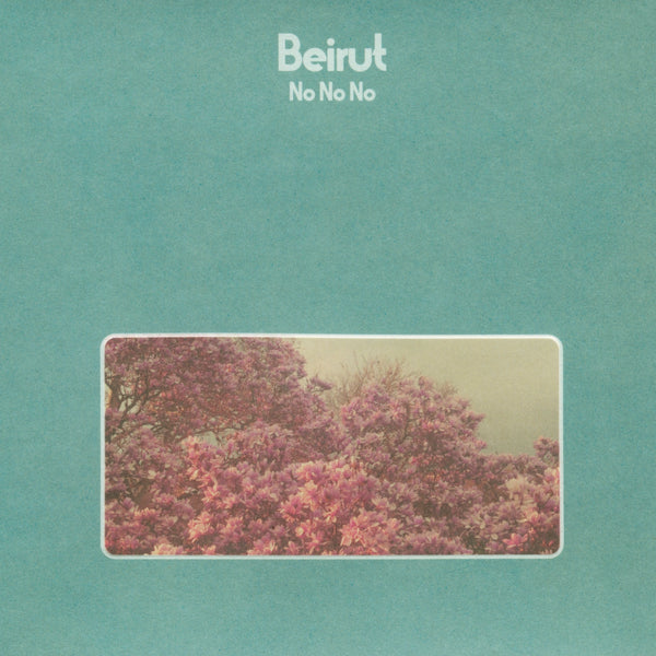 Beirut : No No No  CD