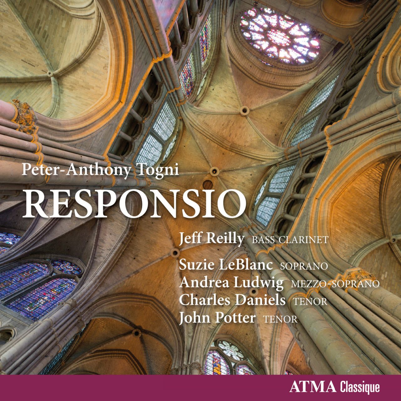 Togni, Peter-Anthony : Responsio  CD