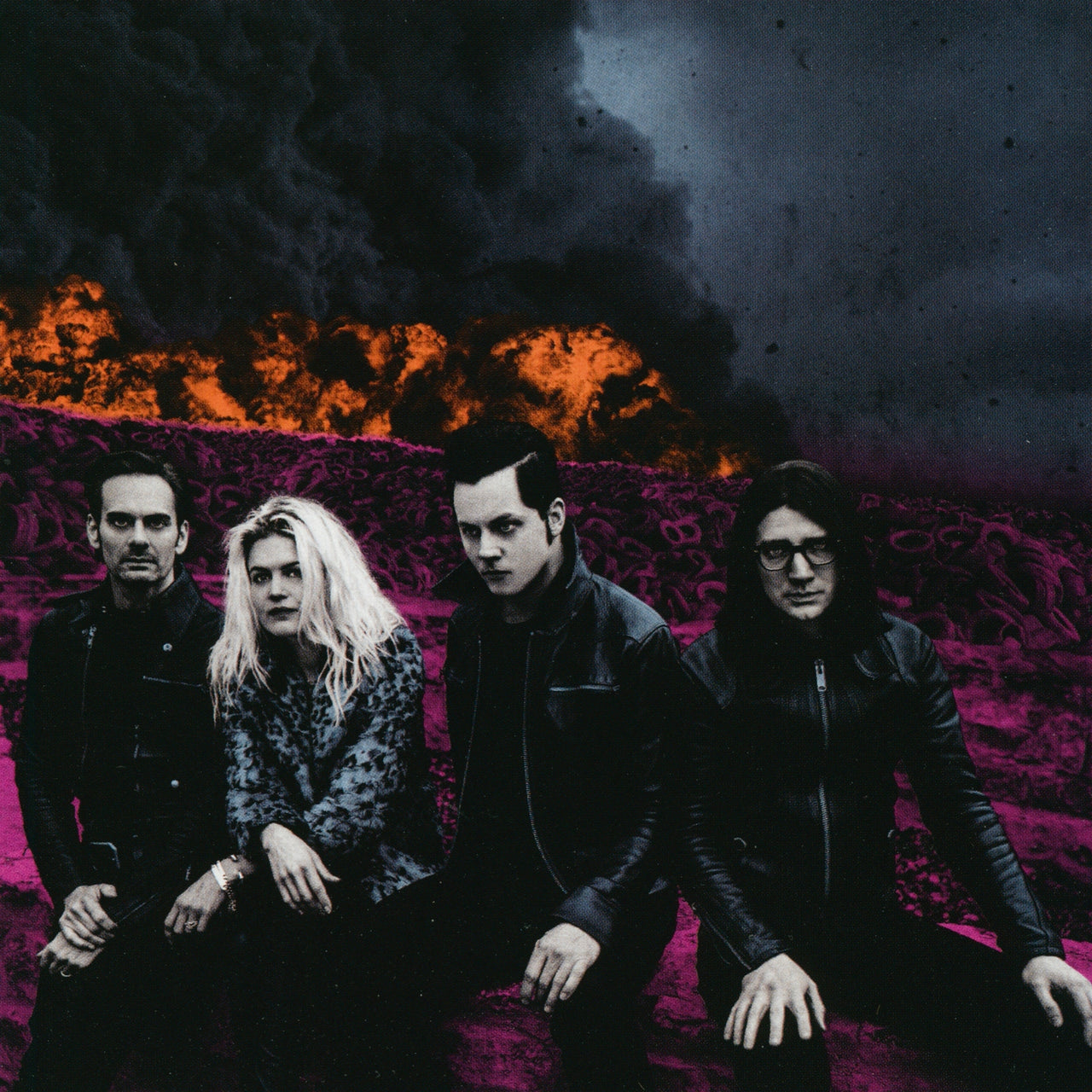 Dead Weather (The) : Dodge And Burn  CD