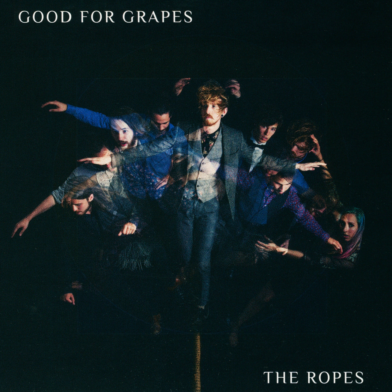 Good For Grapes : The Ropes  CD