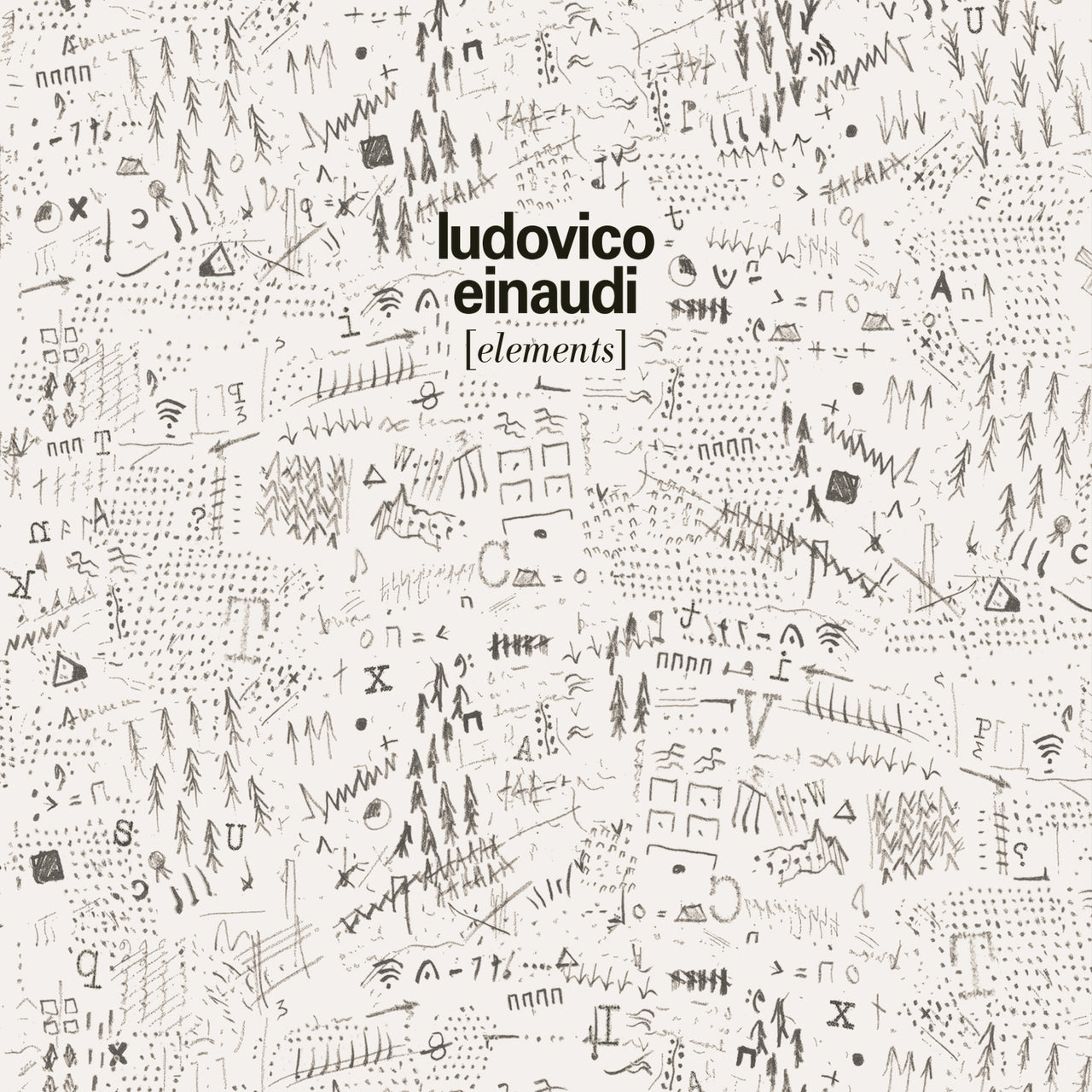 Einaudi, Ludovico : Elements  CD