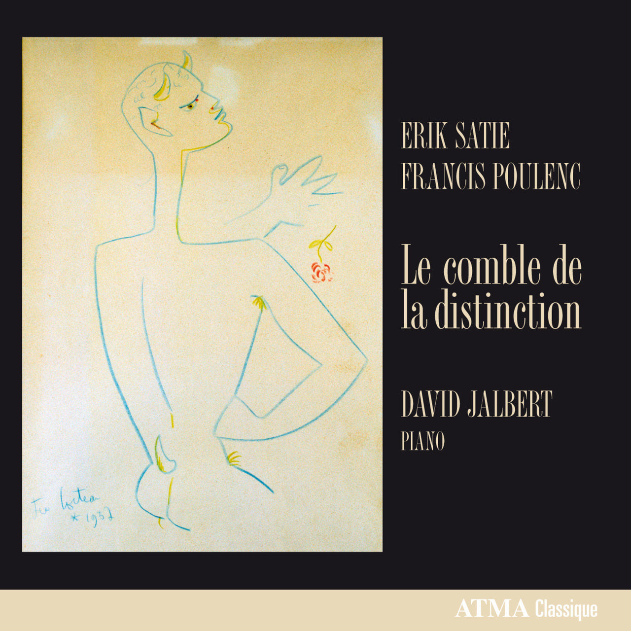 Jalbert, David : Le comble de la distinction: Fran