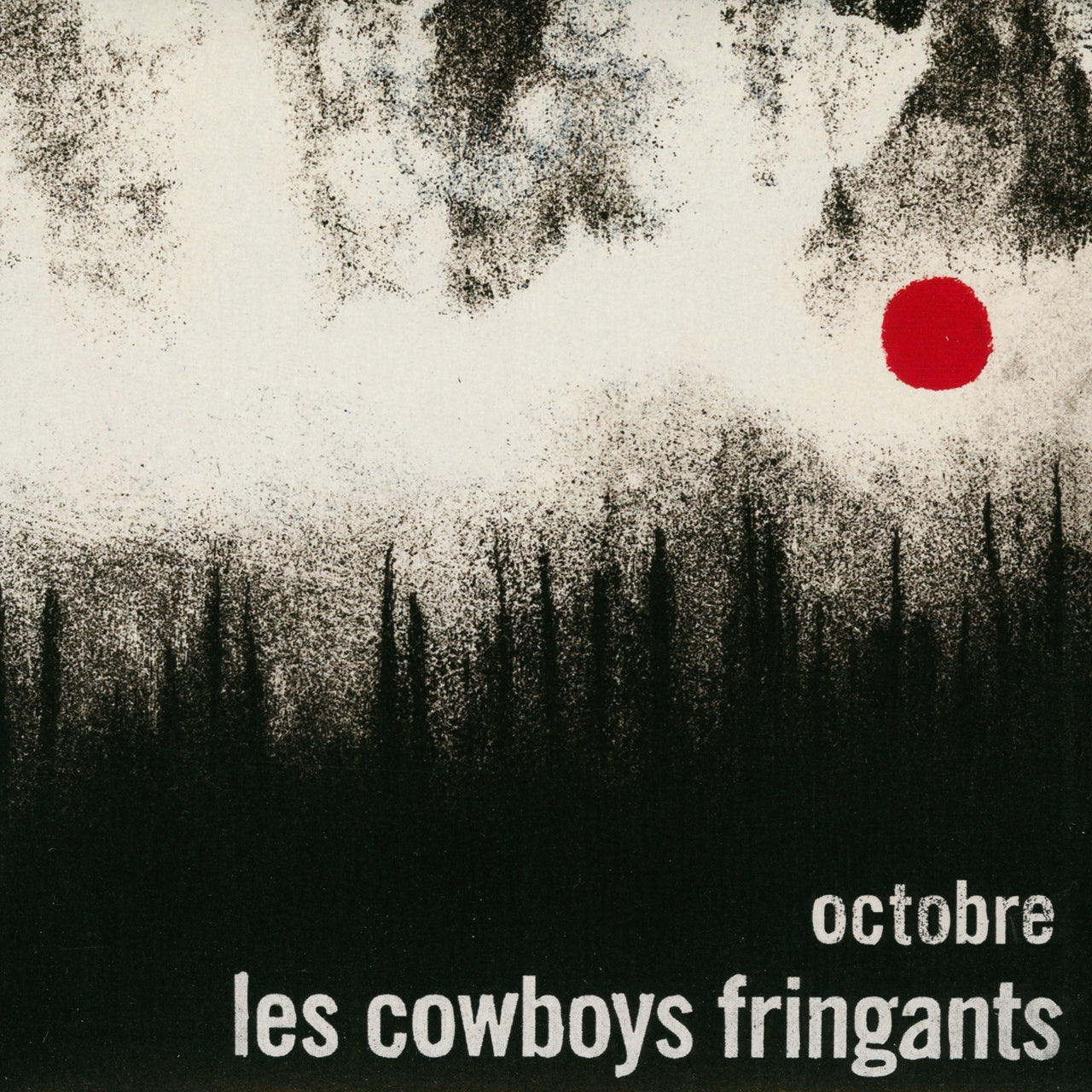 Cowboys Fringants (Les) : Octobre  CD