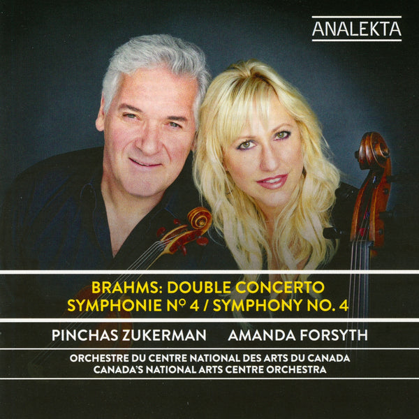 Brahms, Johannes : Concerto For Violin And Cello I