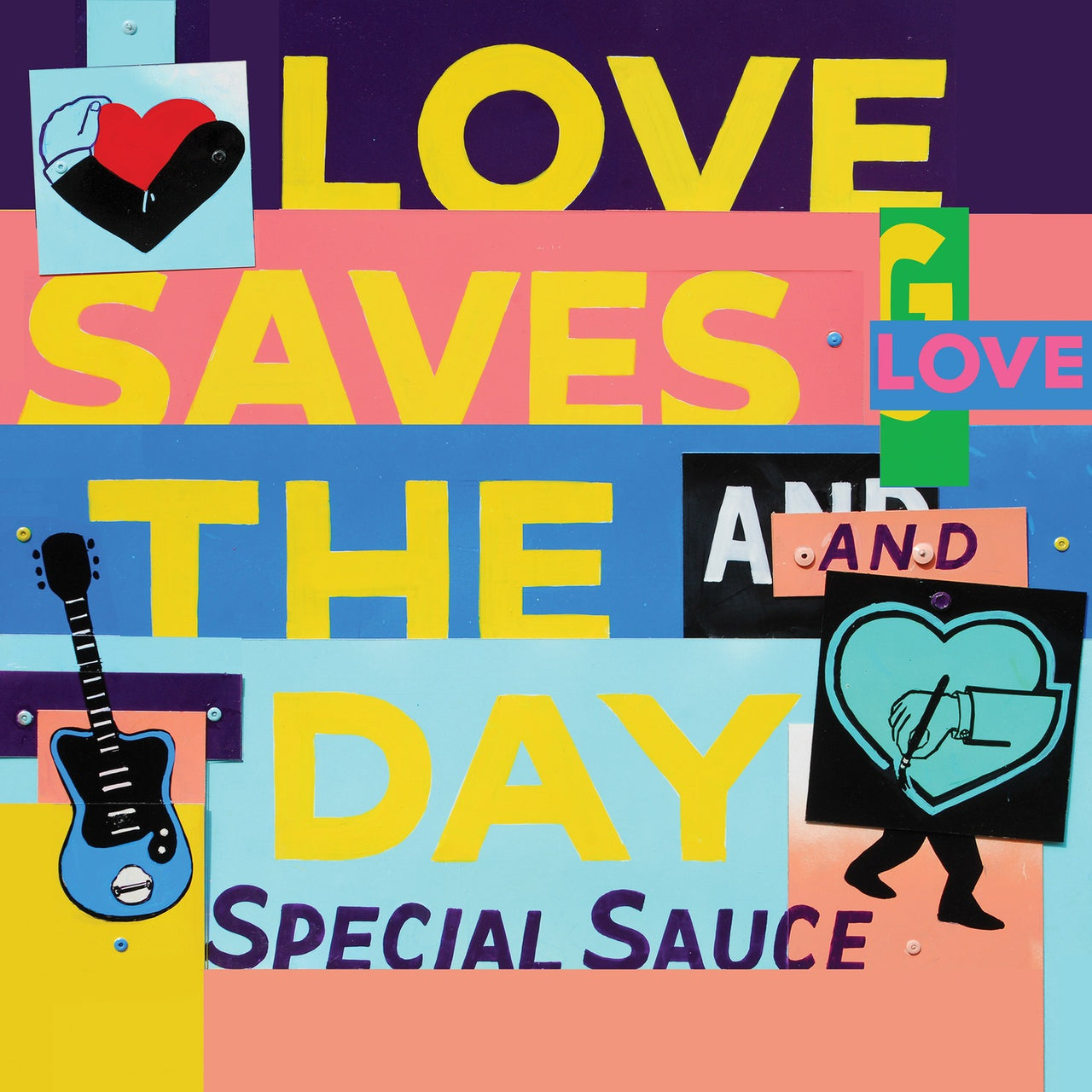 G. Love : Love Saves The Day  CD
