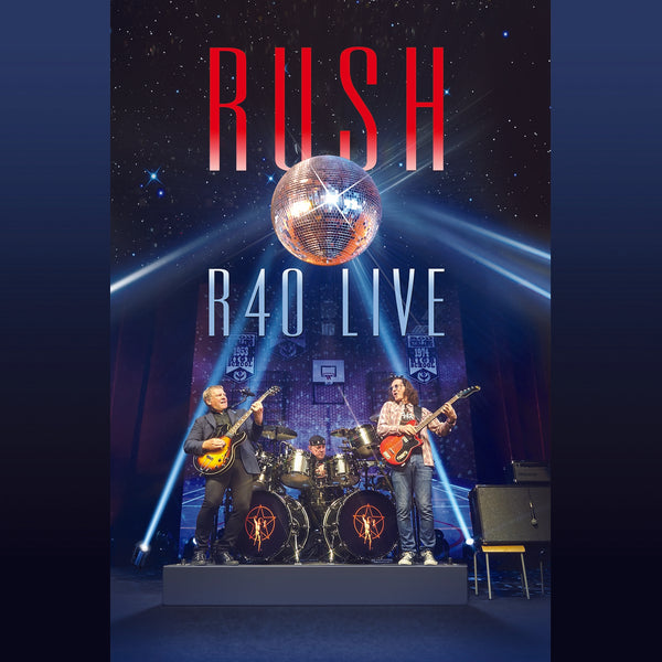 Rush : R40 Live  BluRay