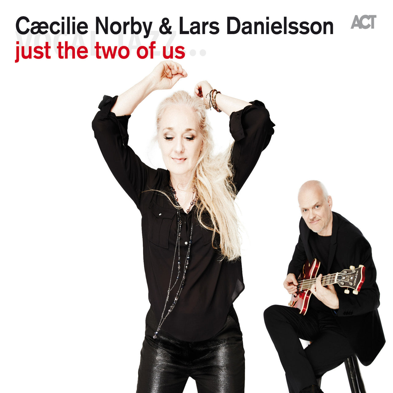 Norby, Caecilie : Just The Two Of Us  CD