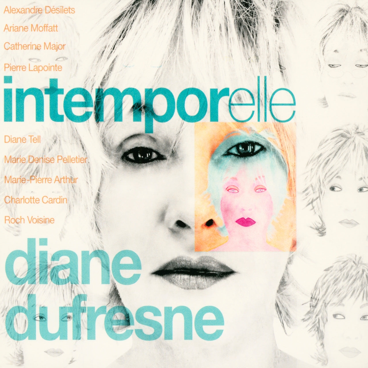 Dufresne, Diane : Intemporelle  CD