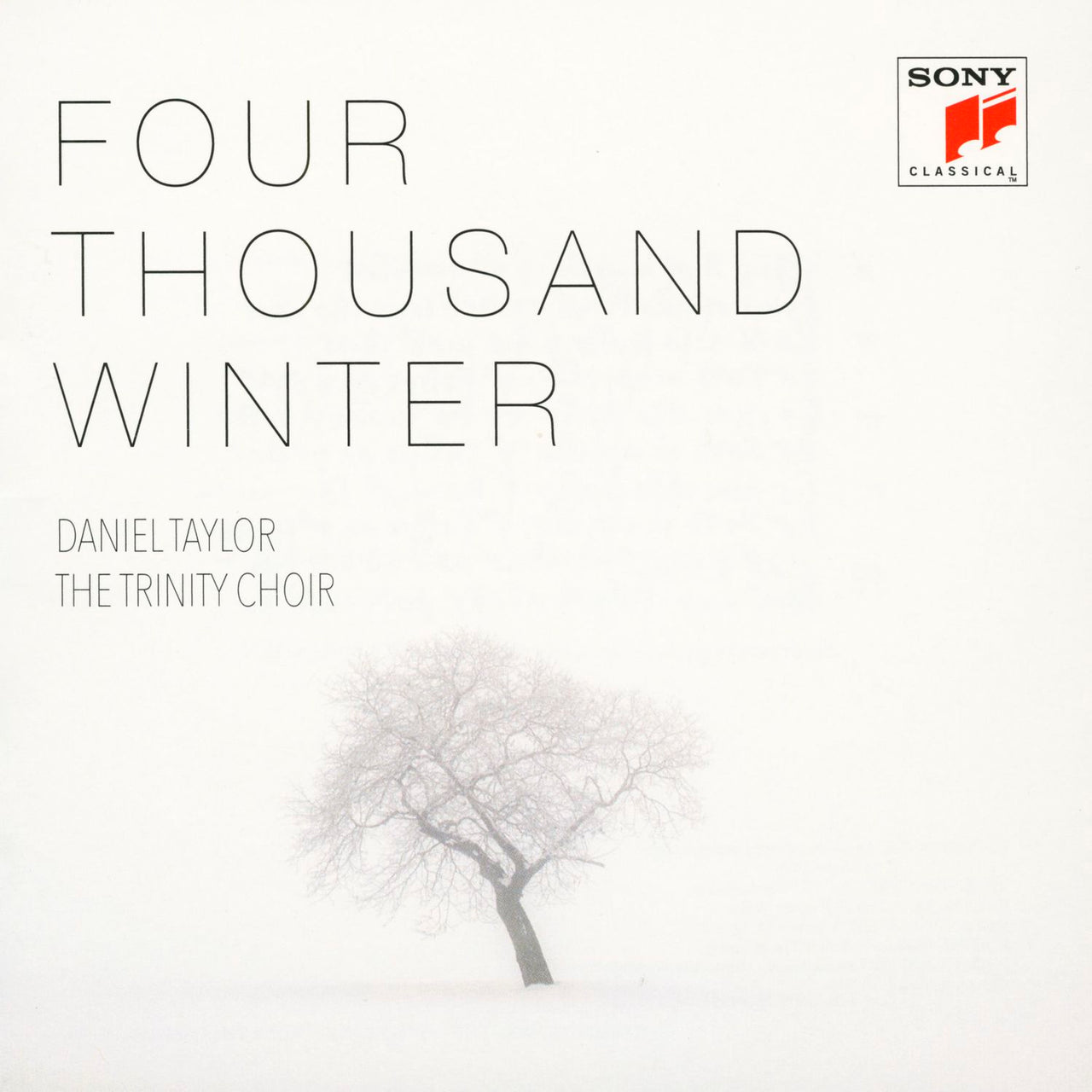 Taylor, Daniel : Four Thousand Winter  CD