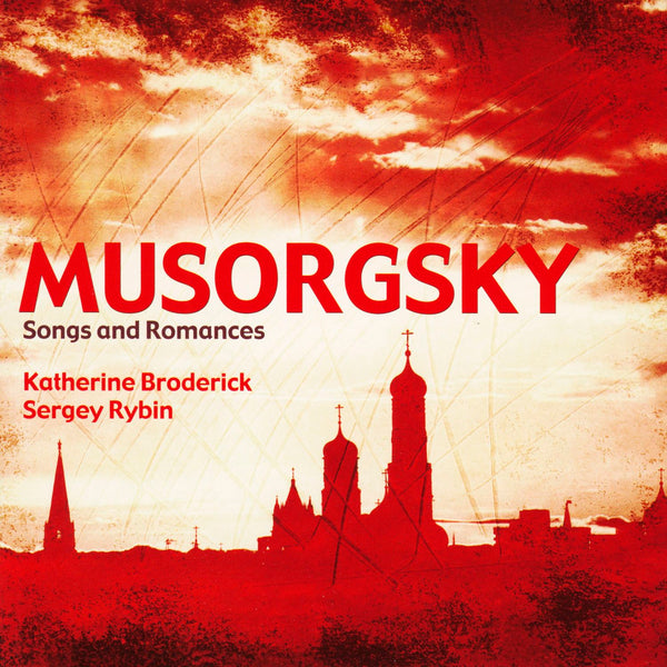 Moussorgsky, Modest : Songs And Romances  CD
