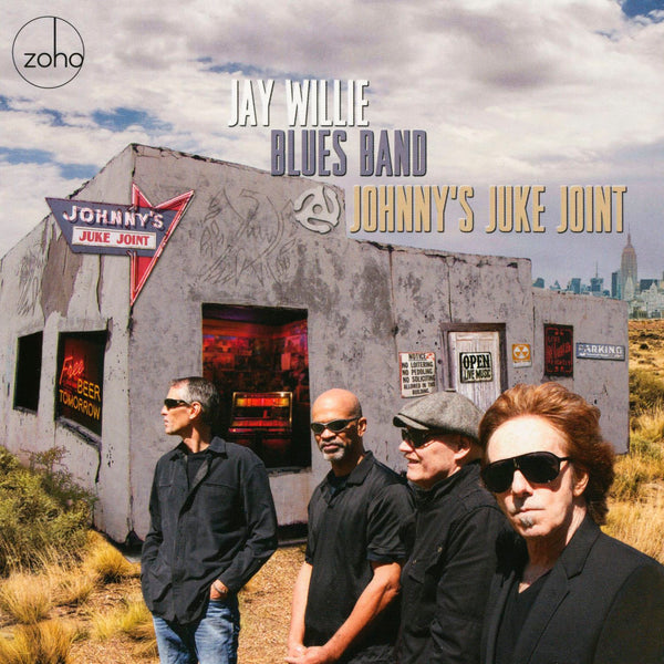 Jay Willie Blues Band : Johnny's Juke Joint  CD