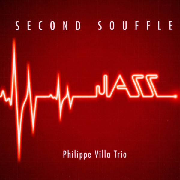 Villa, Philippe : Second souffle  CD