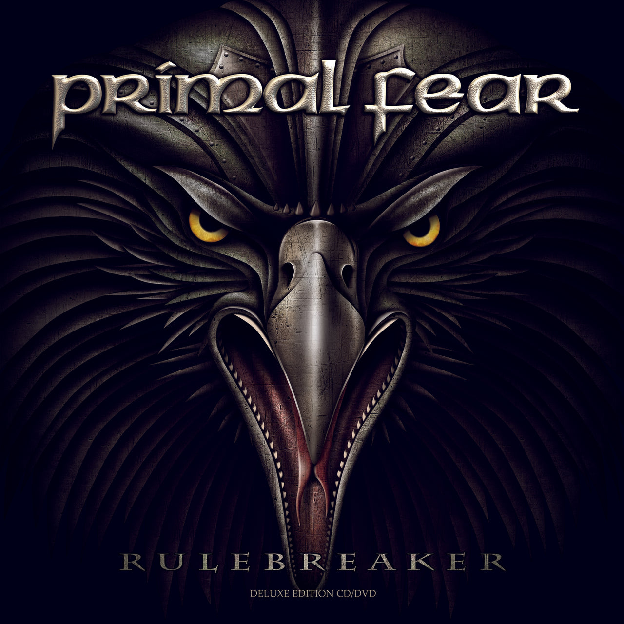 Primal Fear : Rulebreaker  DVD - CD