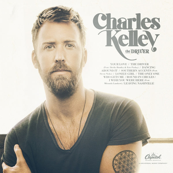 Kelley, Charles : The Driver  CD