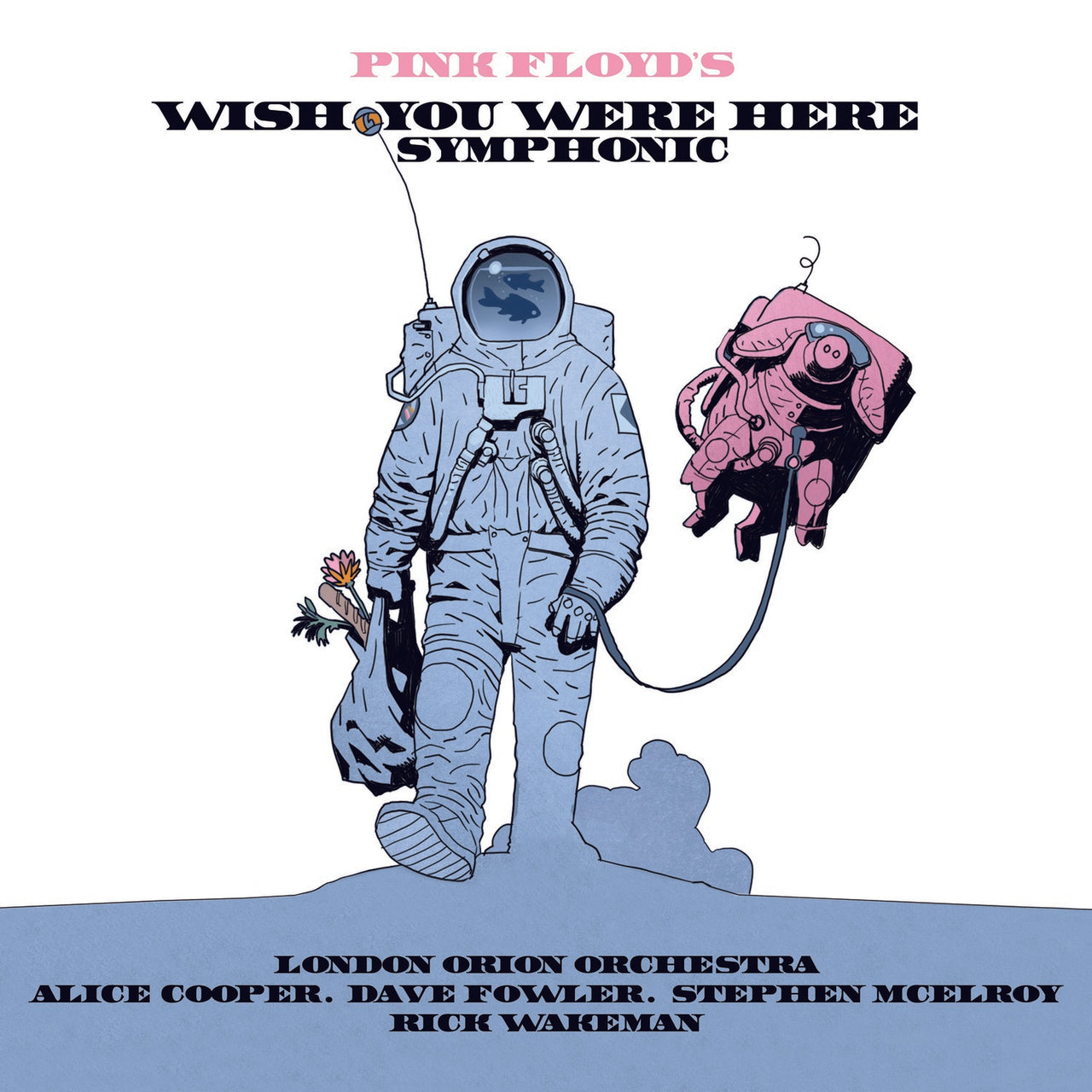 Pink Floyd : Wish You Were Here Symphonic  CD