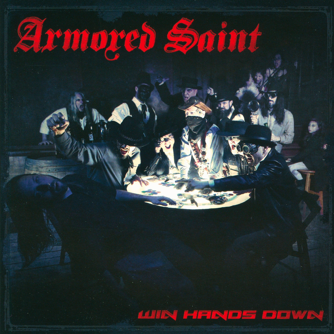 Armored Saint : Win Hands Down  CD