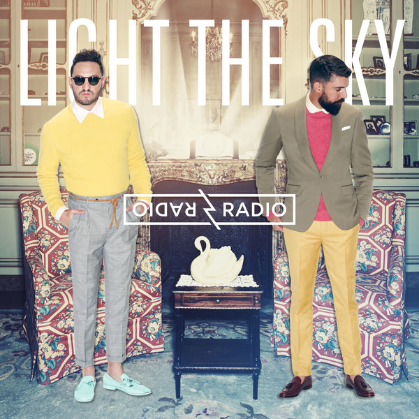 Radio Radio : Light The Sky  CD