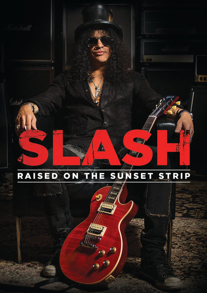 Slash : Raised On The Sunset Strip  BluRay