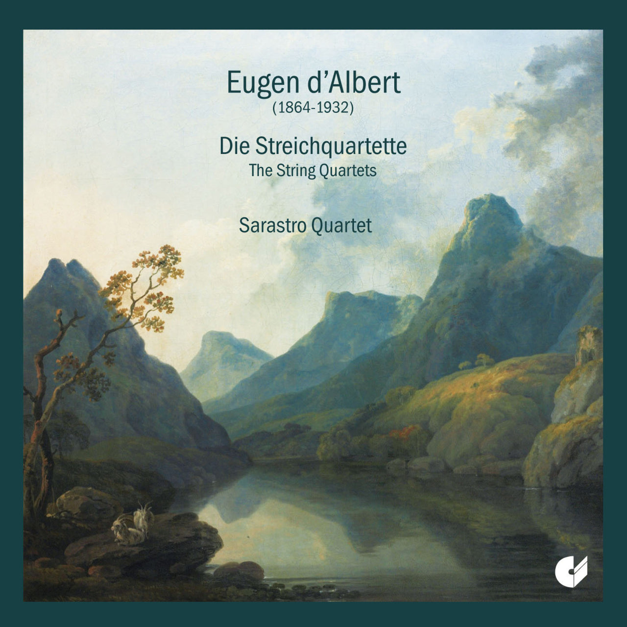 D'Albert, Eugen : The String Quartets  CD