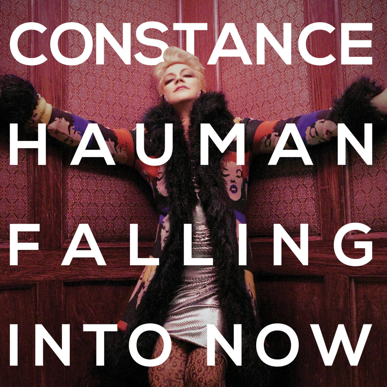 Hauman, Constance : Falling Into Now  CD