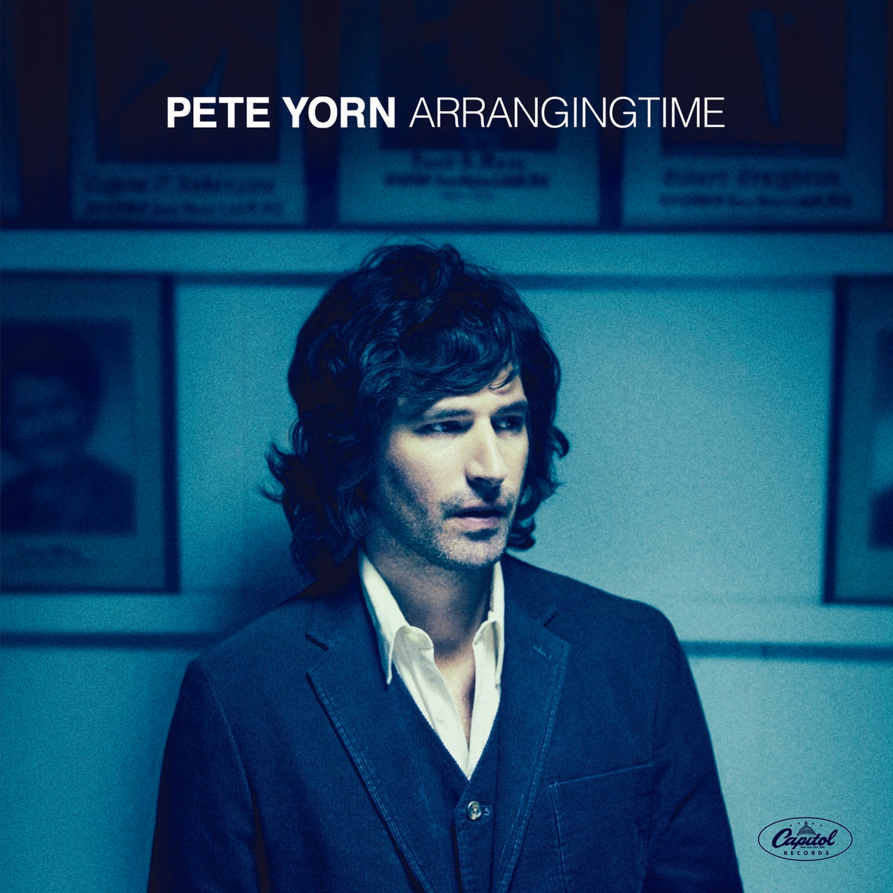 Yorn, Pete : Arranging Time  LP