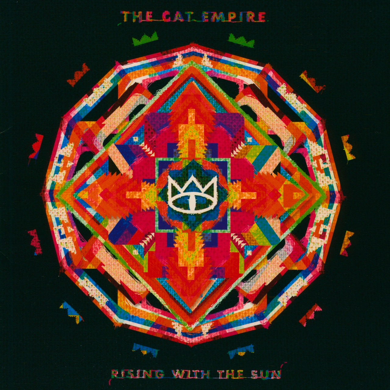 Cat Empire (The) : Rising With The Sun  CD