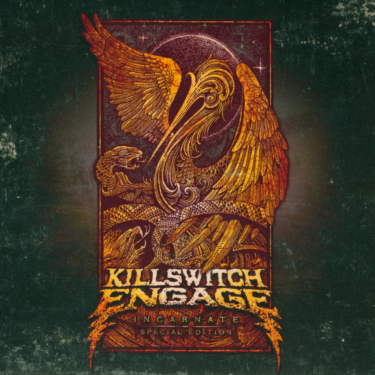 Killswitch Engage : Incarnate  CD