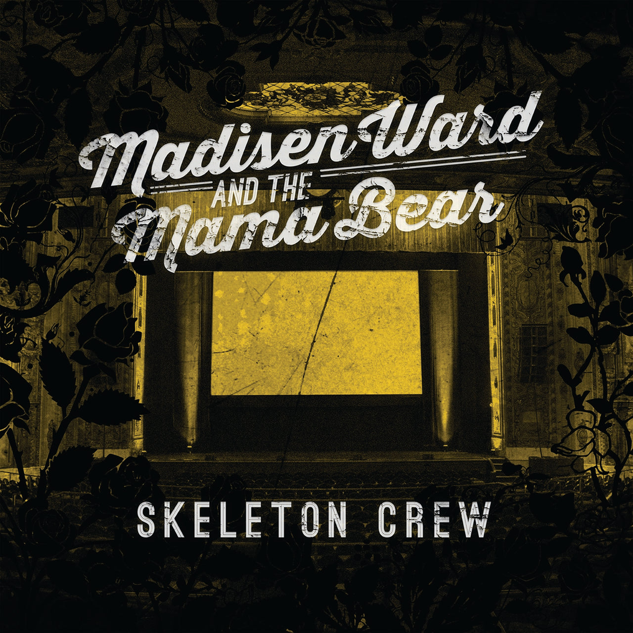 Ward, Madisen : Skeleton Crew  CD