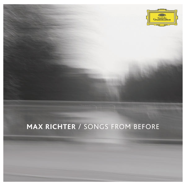 Richter, Max : Songs From Before  CD