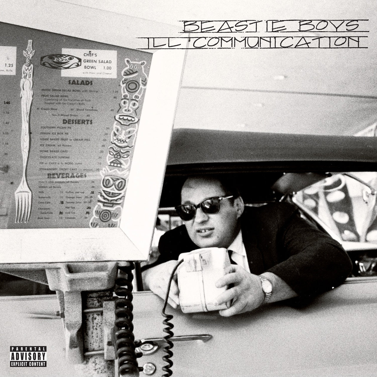 Beastie Boys : Ill Communication  LP