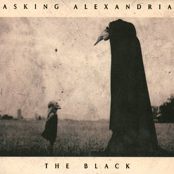 Asking Alexandria : The Black  CD