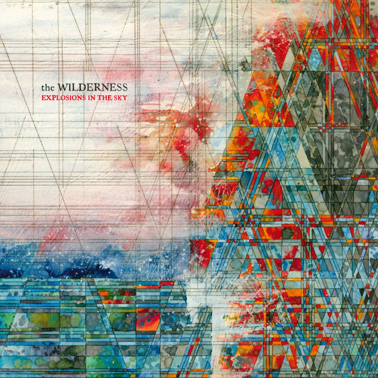 Explosions In The Sky : The Wilderness  LP