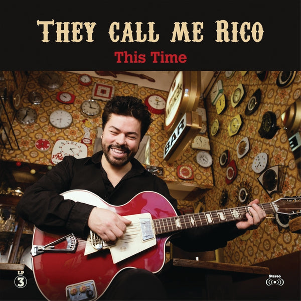 They Call Me Rico : This Time  CD