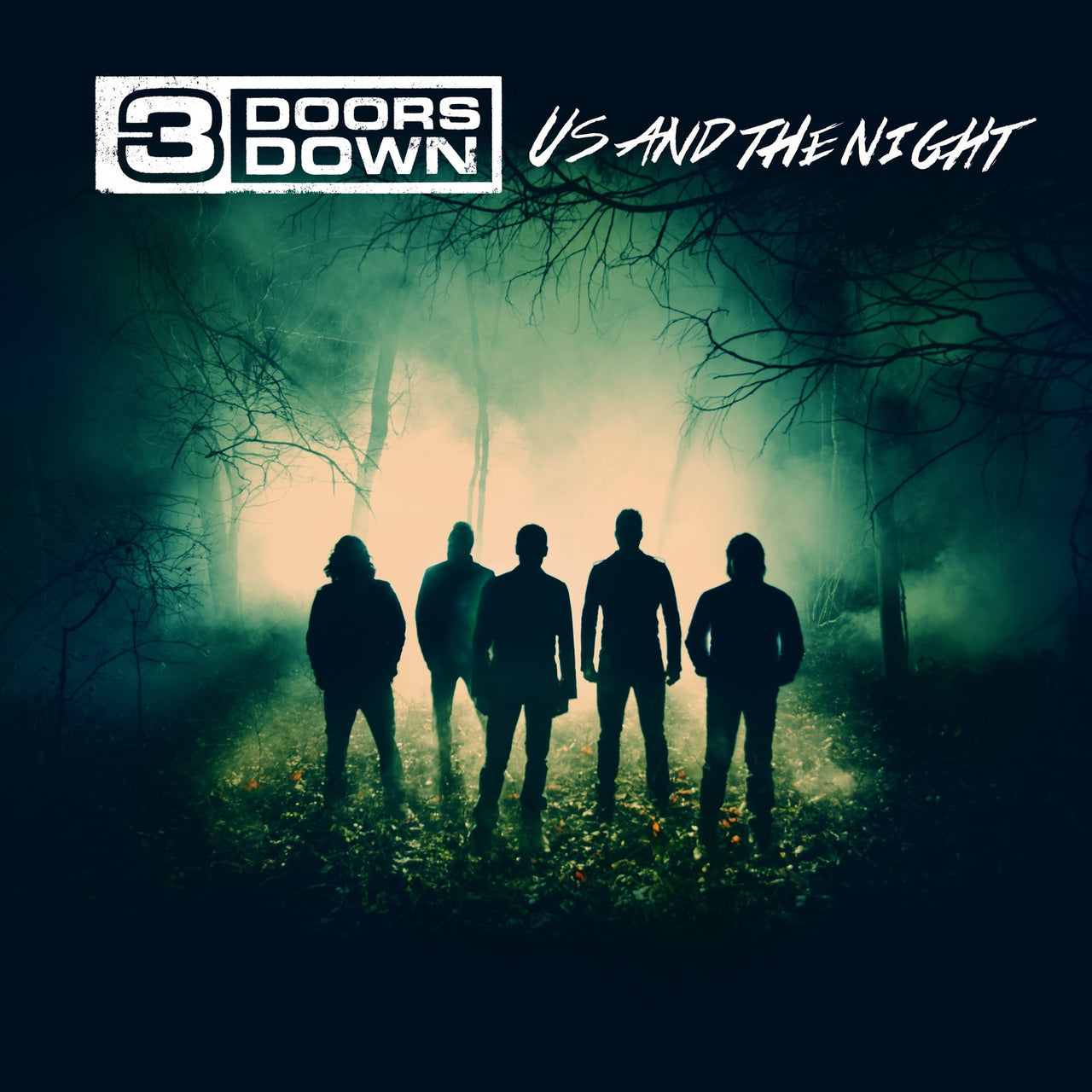 3 Doors Down : Us And The Night  CD