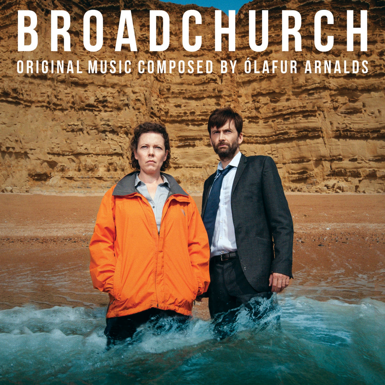 Trame sonore B : Broadchurch  CD