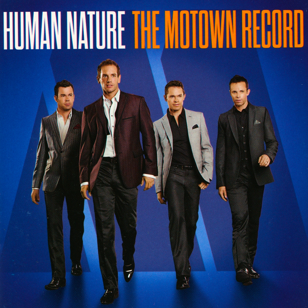 Human Nature : The Motown Record  CD