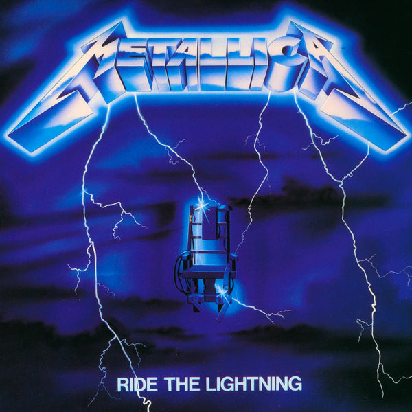 Metallica : Ride The Lightning (2016)  CD