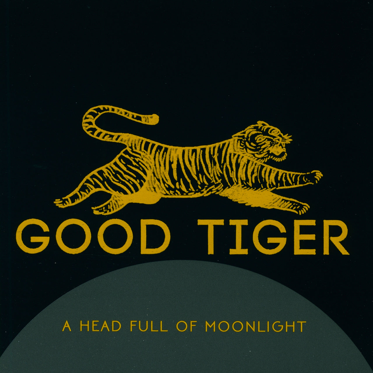 Good Tiger : A Head Full Of Moonlight  LP