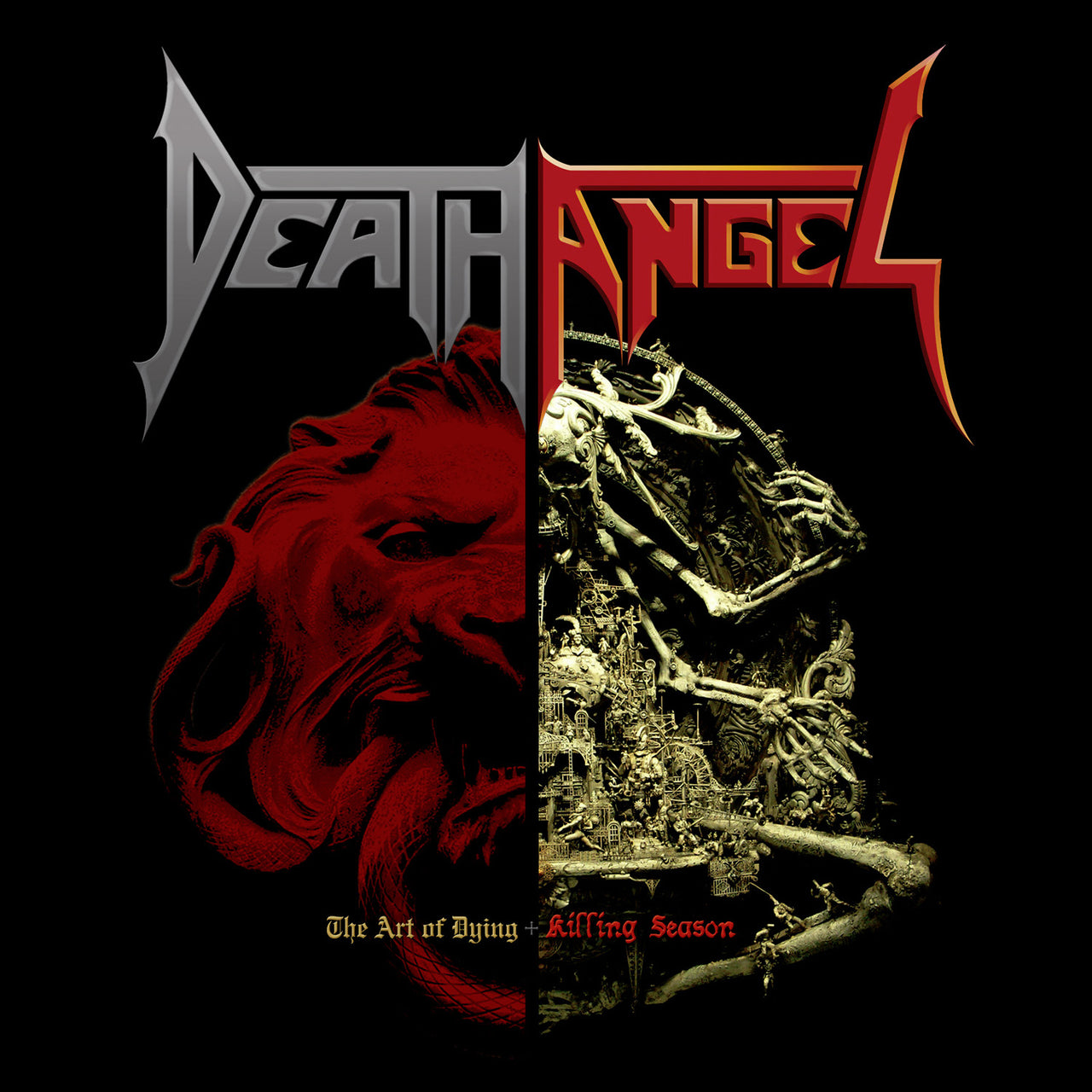 Death Angel : The Art Of Dying / Killing Season  C