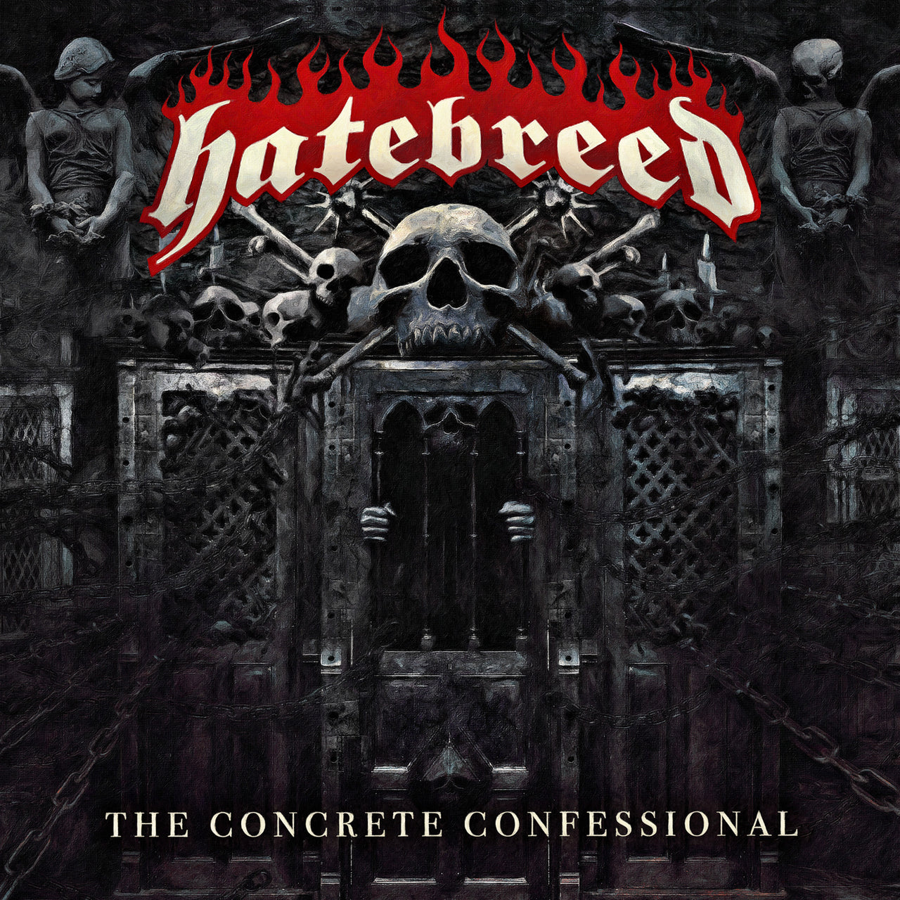 Hatebreed : The Concrete Confessional  LP