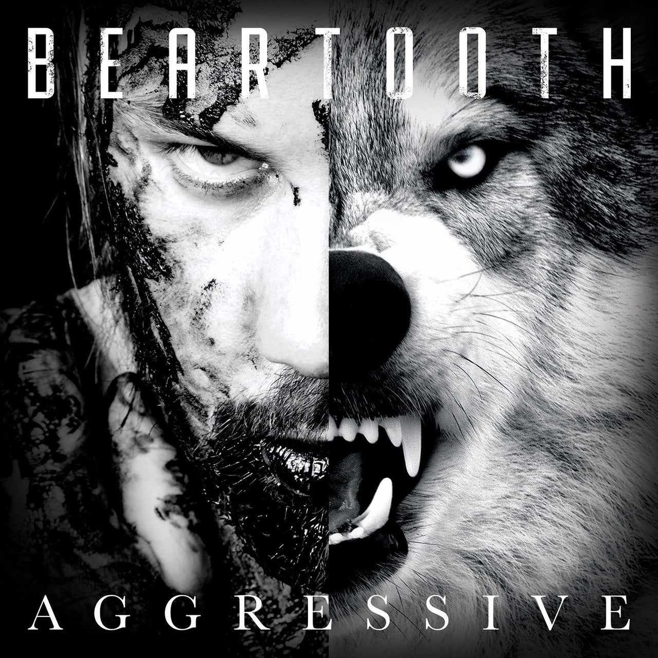 Beartooth : Aggressive  CD