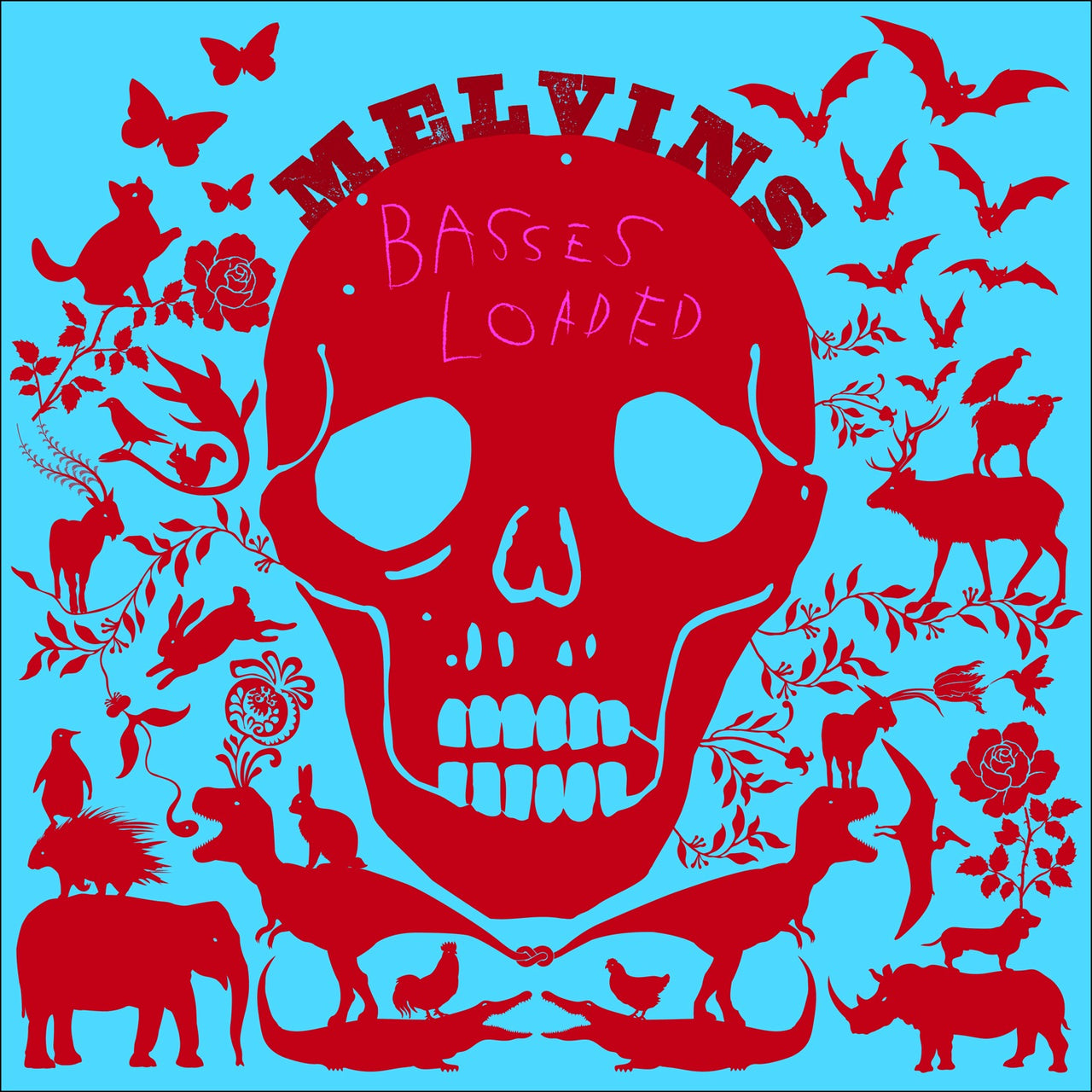 Melvins (The) : Basses Loaded  CD
