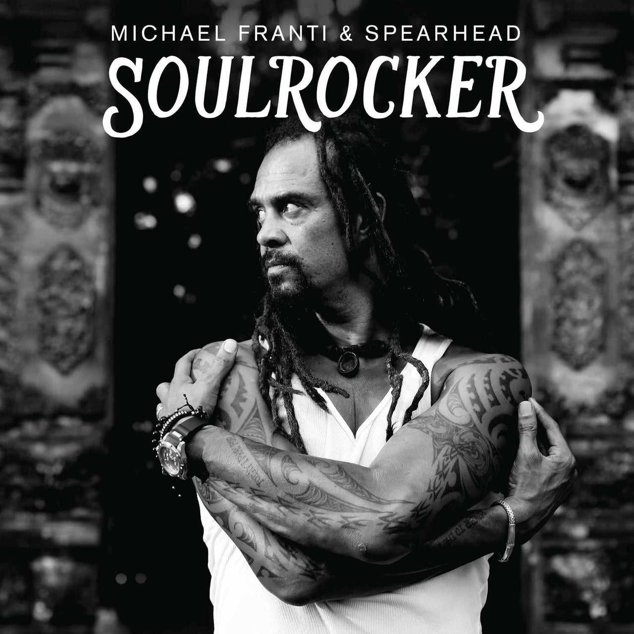 Franti, Michael : Soulrocker  CD
