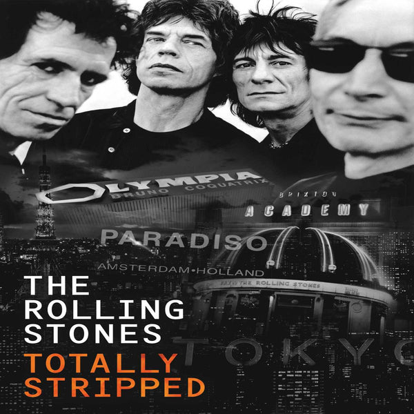 Rolling Stones (The) : Totally Stripped  BluRay -