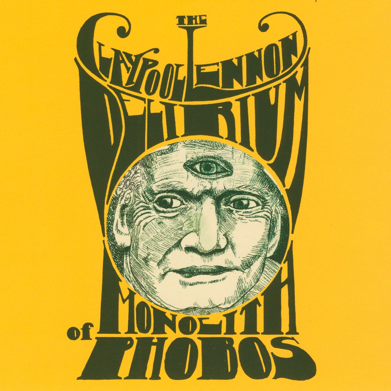 Claypool, Les : The Claypool Lennon Delirium: Mono