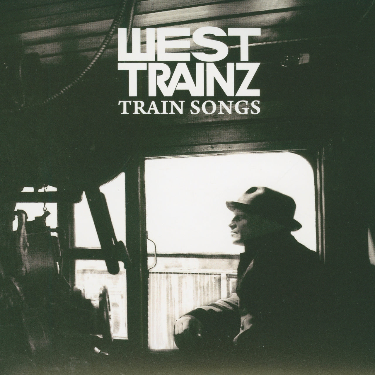 Millette, Erik West : West Trainz: Train Songs  CD