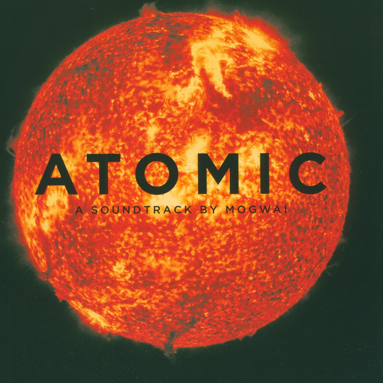 Mogwai : Atomic  LP